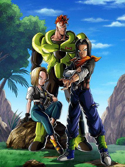 Android Saga BG [Dokkan Battle] by Maxiuchiha22 on DeviantArt