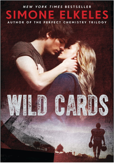 20 Word Book Review: WILD CARDS by Simone Elkeles   www.inkmonster.net