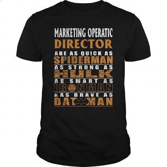 MARKETING OPERATIONS DIRECTOR - BATMAN - #volcom hoodies #kids t shirts. PURCHASE NOW => https://www.sunfrog.com/LifeStyle/MARKETING-OPERATIONS-DIRECTOR--BATMAN-Black-Guys.html?id=60505