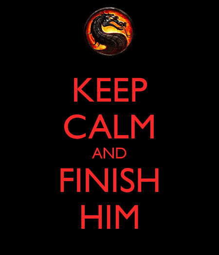 Pin By Brian Cooper On Video Games Calm It Is Finished Finish Him