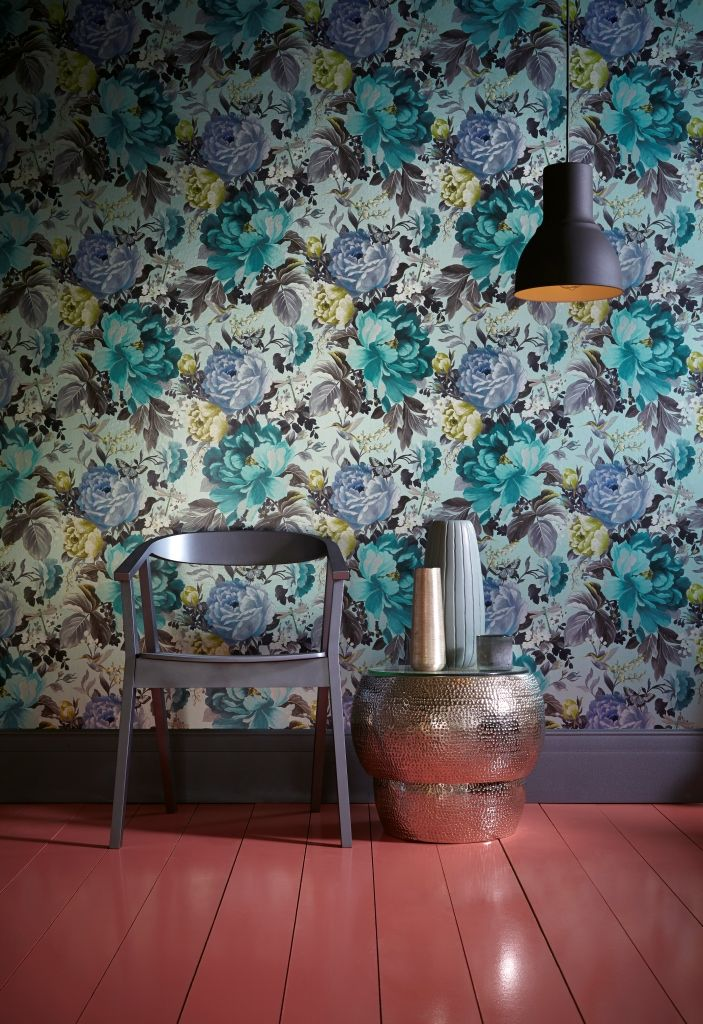 Dianthus wallpaper in Breeze from the 'Shade Wilder