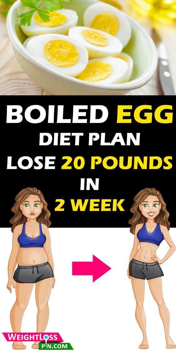 Diät mit gekochtem Ei, um bis zu 20 Pfund in 2 Wochen zu verlieren   – Diet and…