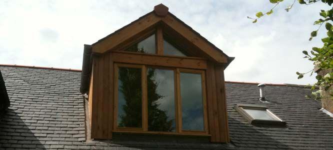Dormer windows chris duncanson custom carpentry remodeling construction and attic - Dormer skylight best choice ...