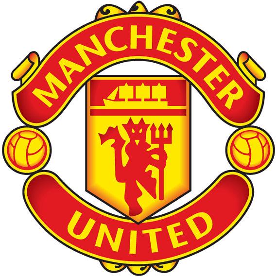BUY 2, GET 1 FREE! Manchester United Logo 275 Cross Stitch ...