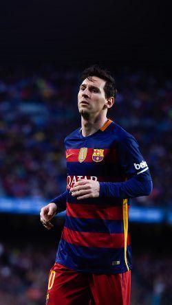 Fc Barcelona V Valencia Cf La Liga Força Barça Messi Messi