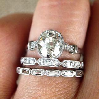 a57cbeac18e182 Eric Trabert Goldsmiths | Trabert Goldsmiths Instagram | Jewelry ...