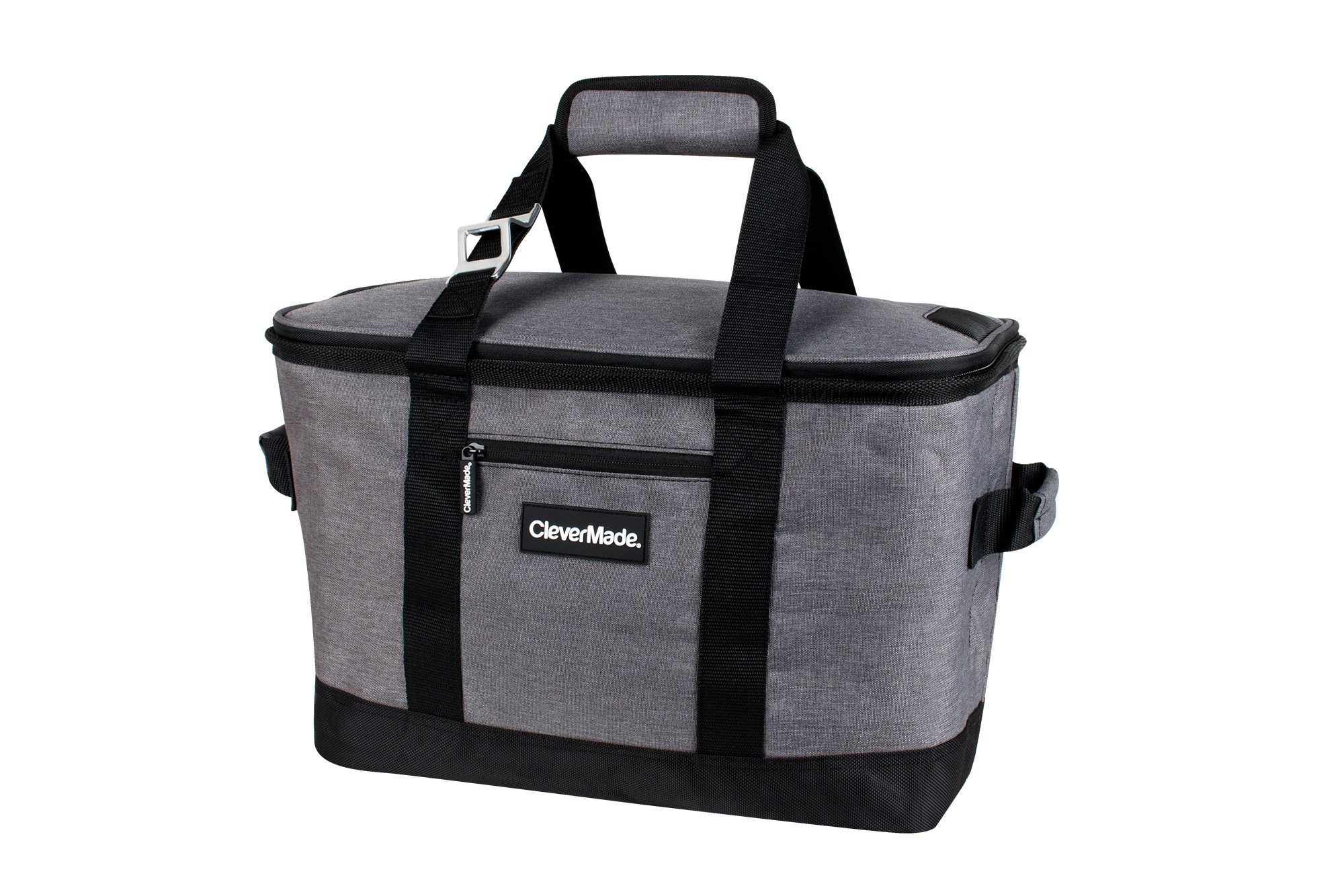 Tahoe Cooler Sturdy Collapsible Holds 50 Cans Ice Soft Sided Coolers Collapsible Cooler Insulated Tote Bag