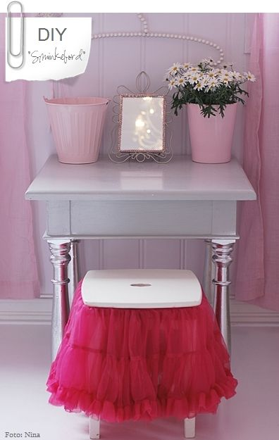 diy vanity for little girl. a little girl s dream  one day in long time from now when i