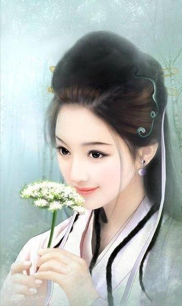 China girls essen