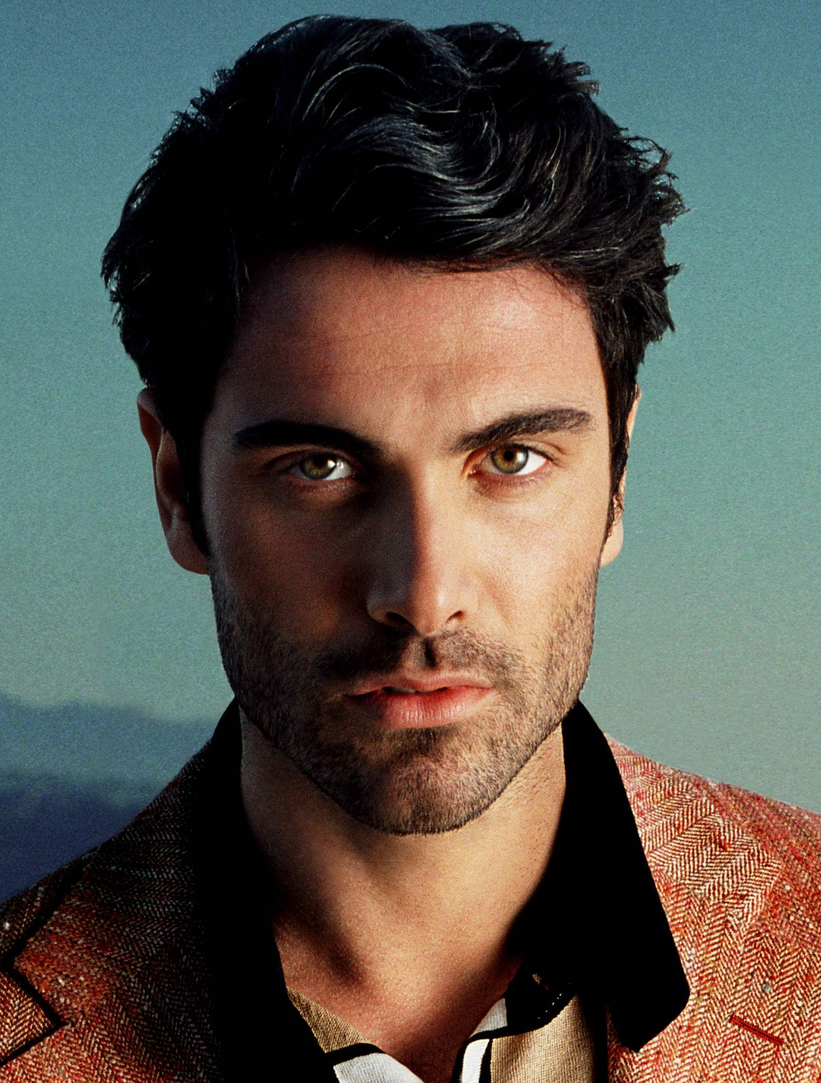 Luca Calvani, Italian actor, former model, b. 1974 | Greek