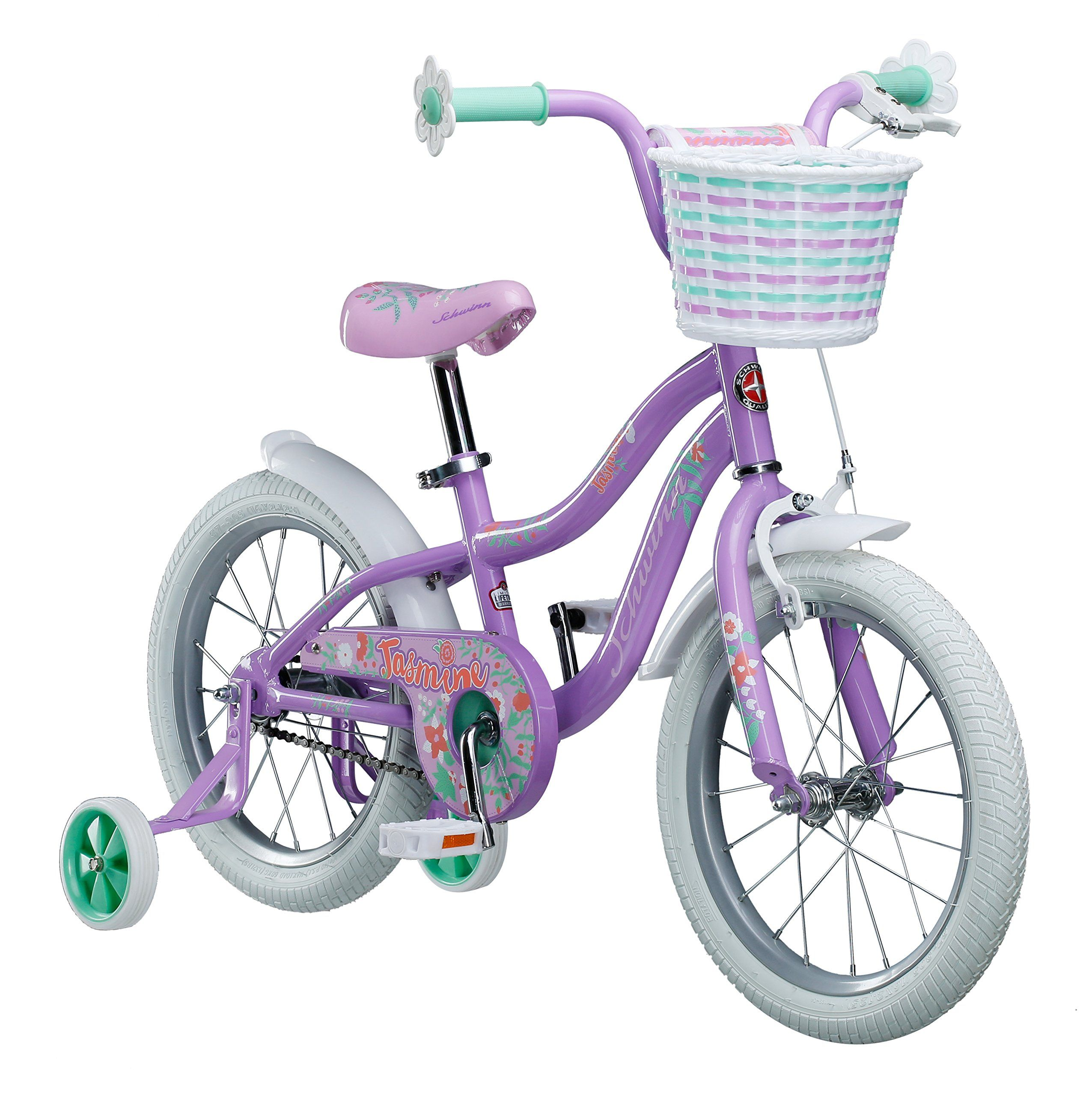 Schwinn Girls Jasmine Bicycle 16 Purple Find Out More About The Great Product At The Image Link This Is An Affiliate Link