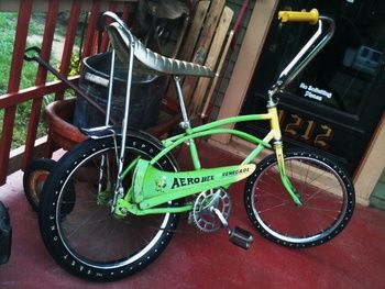 1970 S Amf Aero Bee Renegade Old Bicycles Collectors Weekly Bicycle Old Bicycle Bicycle Bike