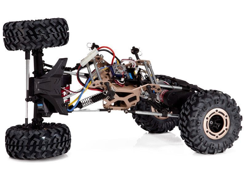 Redcat Racing Rockslide Rs10 Xt Crawler 1 10 Scale Electric Radio Control Rc Cars Crawlers