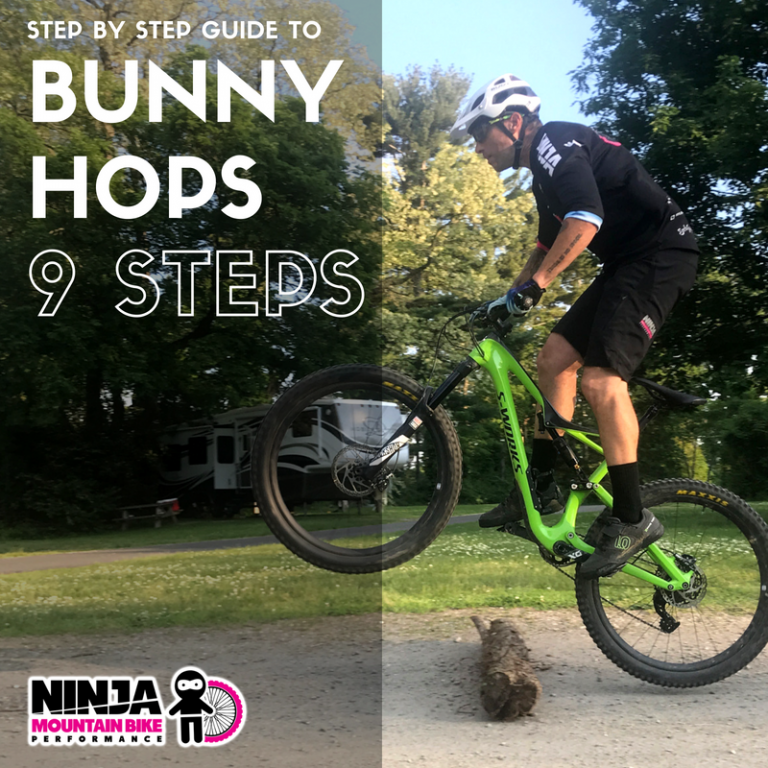 How To Bunny Hop Step By Step Guide Mountain Biking Mountain