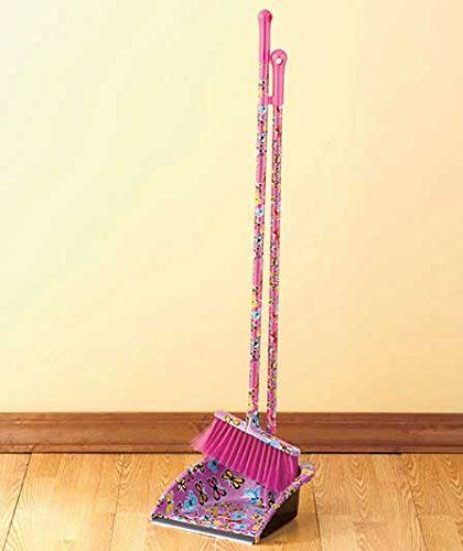 Robot Check Broom And Dustpan Dust Pan Broom