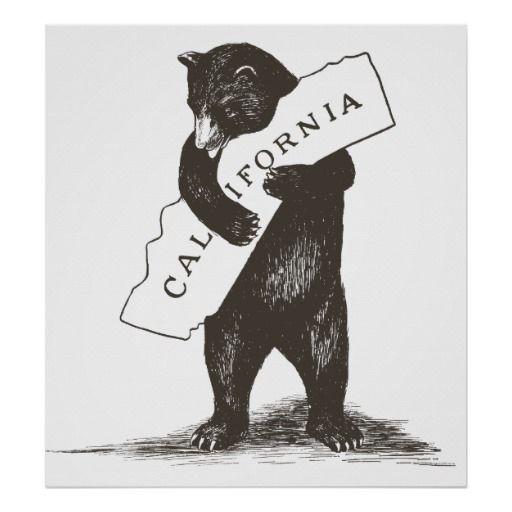 Download I Love You California Poster | Zazzle.com | Love posters ...