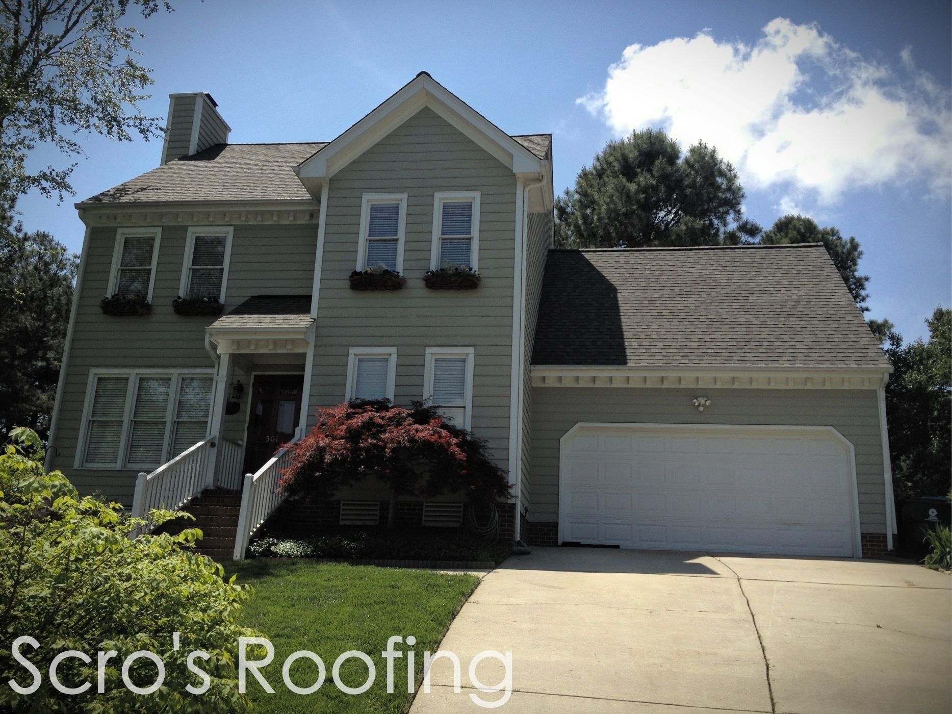 Best Roof In Apex Nc Certainteed Landmark Color Colonial 400 x 300
