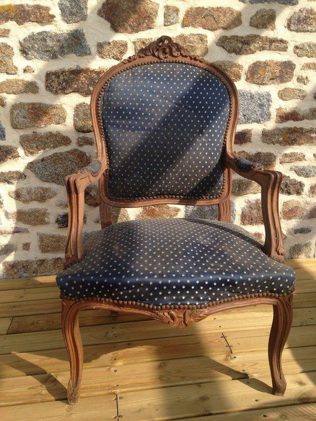 comment tapisser une chaise ancienne top comment rafra chir le en tissu de vos vieilles chaises. Black Bedroom Furniture Sets. Home Design Ideas