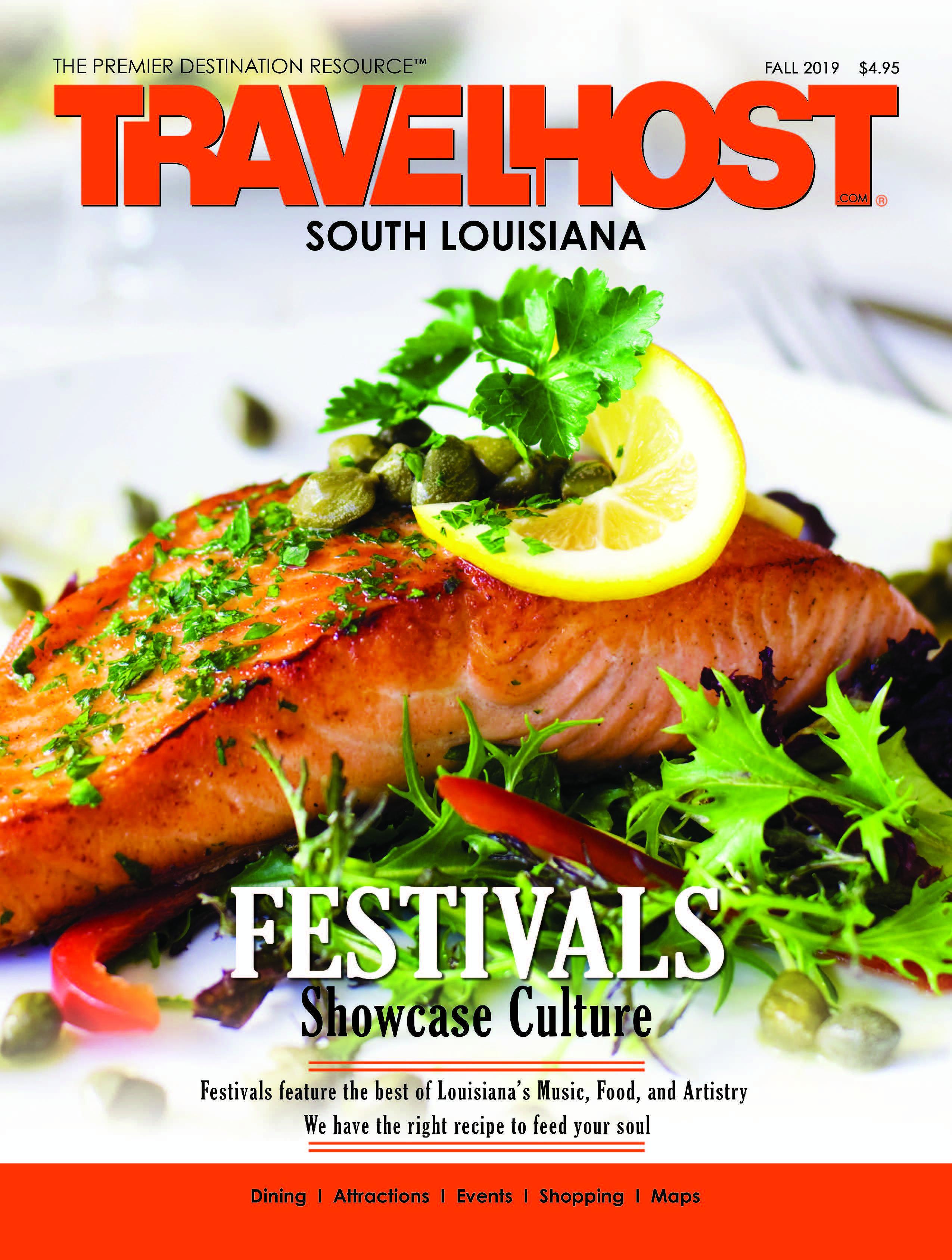 Cdn Travelhost Com In 2020 Louisiana Festivals South Louisiana Fine Dining Restaurant