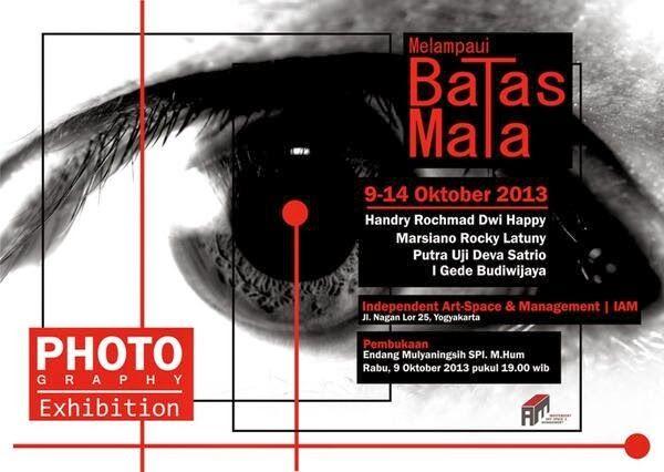 Pameran Fotografi Melampaui Batas Mata http://bit.ly/15XtWgV