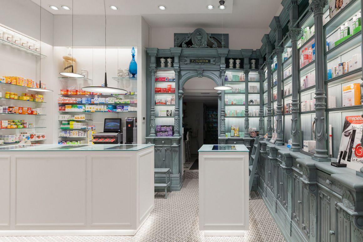 Farmacia eguiraun bilbao enrique polo estudio - Estudios arquitectura bilbao ...