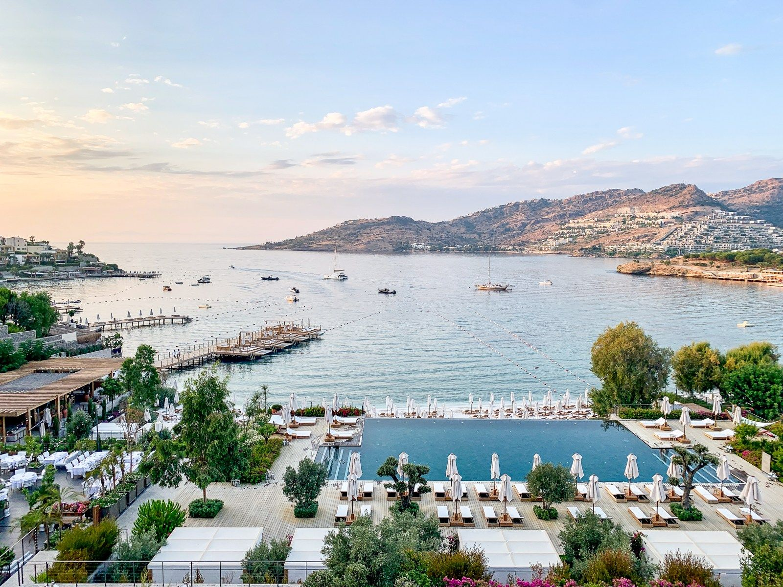 The Turkish Riviera for Only 50K Marriott Points Per Night