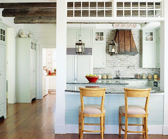 Small Changes Make For A Big Impact Housetrends Blog Kitchen Remodel Design Home Kitchens Living Room Kitchen