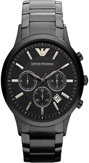 emporio armani herren armband chronograph uhr ar2453 emporio armani uhren pinterest uhren. Black Bedroom Furniture Sets. Home Design Ideas