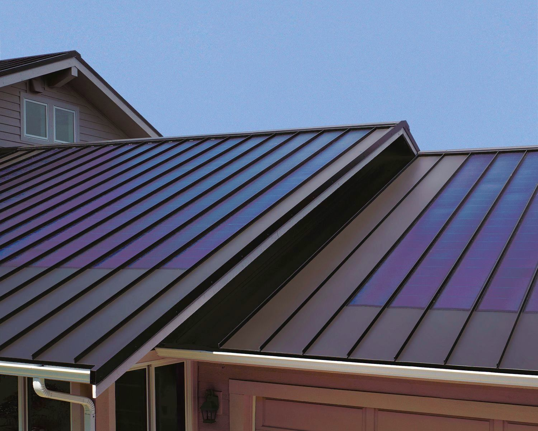 Fusionsolar Solar System From Custom Bilt Metals Solar Panels Standing Seam Metal Roof Metal Roof
