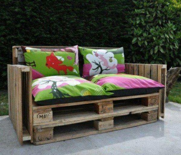 download gartenmobel aus paletten bauen | siteminsk, Garten ideen