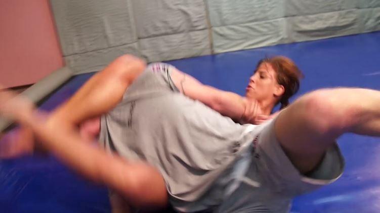mixed wrestling zone