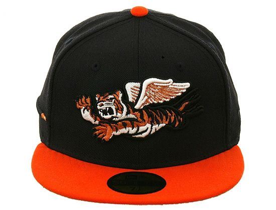 c013f5b9a7d Lakeland Flying Tigers Fitted Hat by NEW ERA x MiLB x CLINK ROOM ...