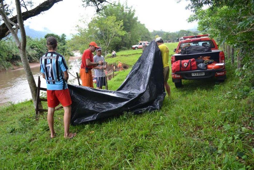 CONEXÃO BOMBEIRO : Bombeiros e voluntários concentram buscas em Agudo...