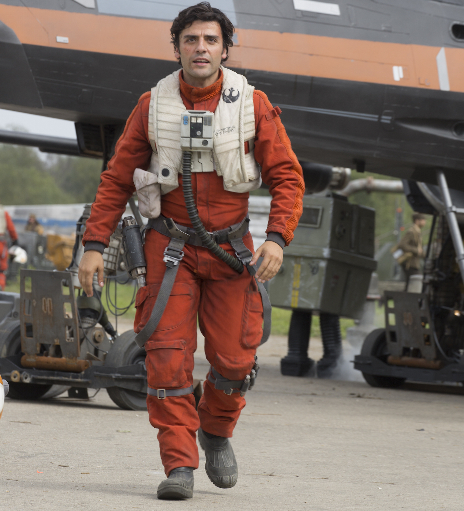 Here S How To Cosplay As The Stars Of Star Wars The Force Awakens The Daily Dot Star Wars Movie Poe Dameron Oscar Isaac