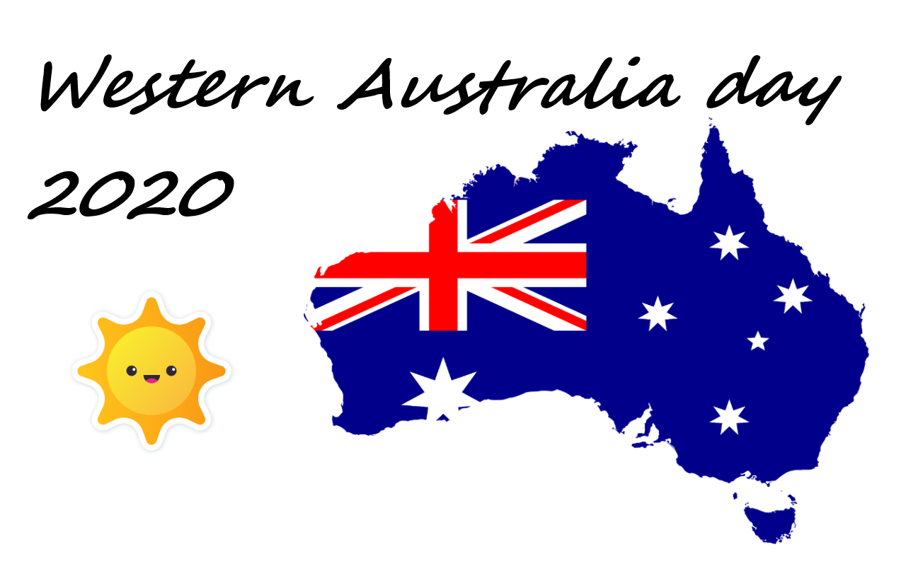 Western Australia Day in 2020 Australia day, Western