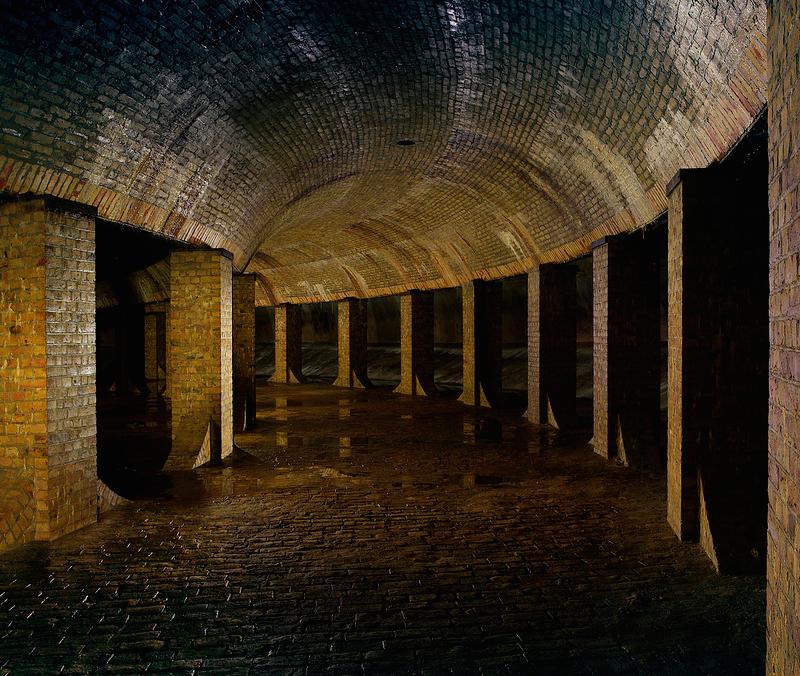 Forgotten Heritage: Subterranean Cisterns Of Victorian