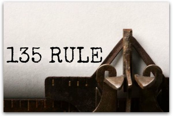 Do you follow the 135 rule when writing a speech? If you're not sure if you wrote too little or too much, use this veteran speechwriter's rule of thumb. | By Fletcher Dean | 29-Sep-2015 | #communications #writing #speechwriting