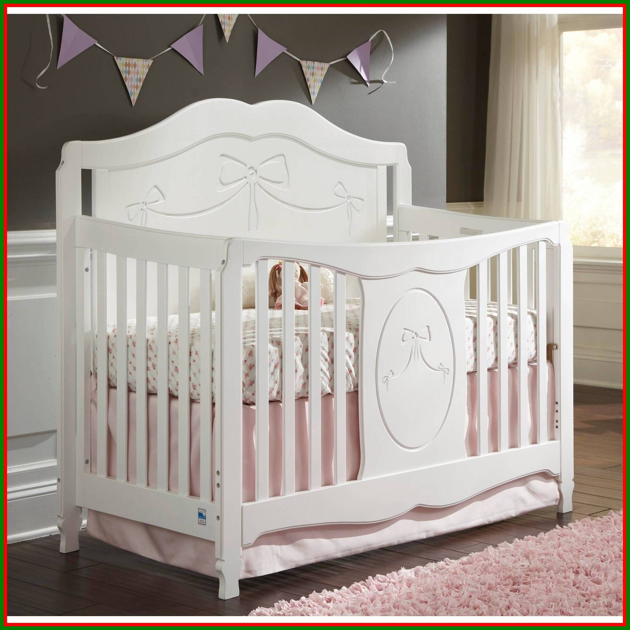 114 Reference Of Baby Crib Target Convertible In 2020 White Baby