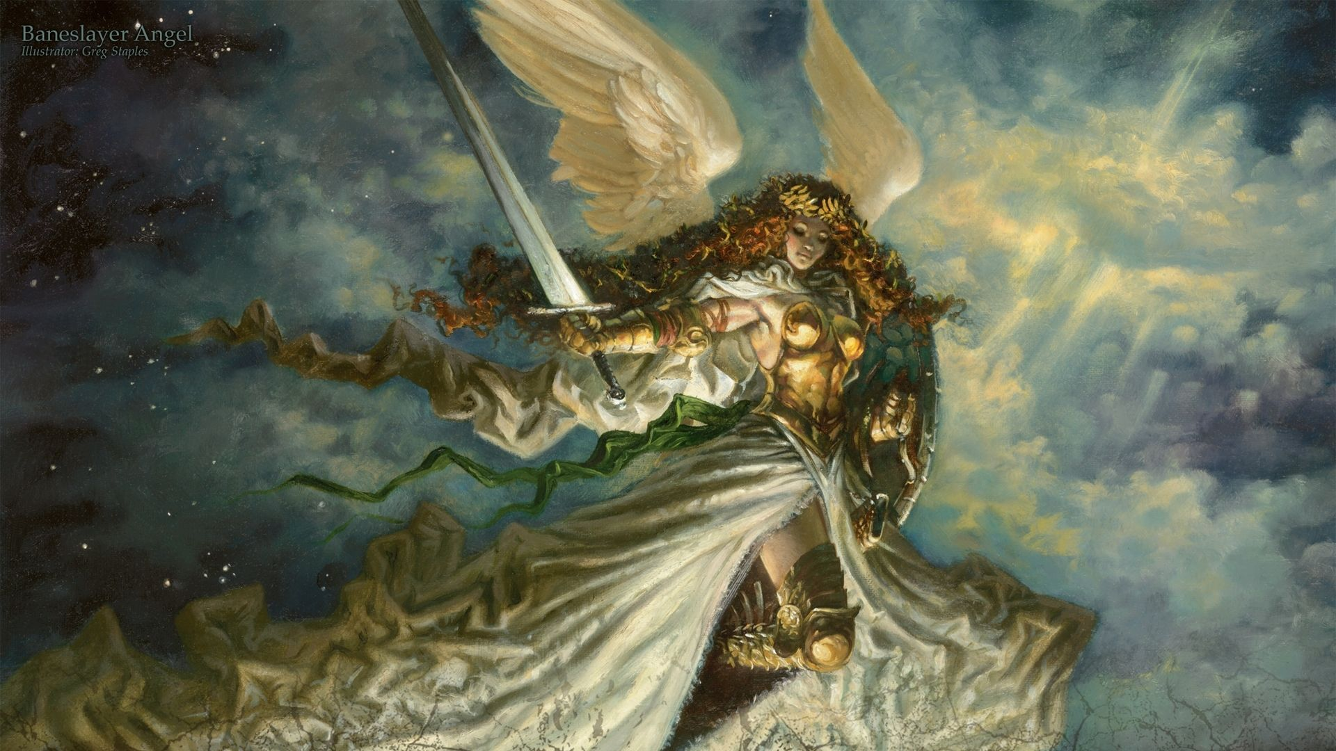 Explore Angel Warrior Fantasy And More