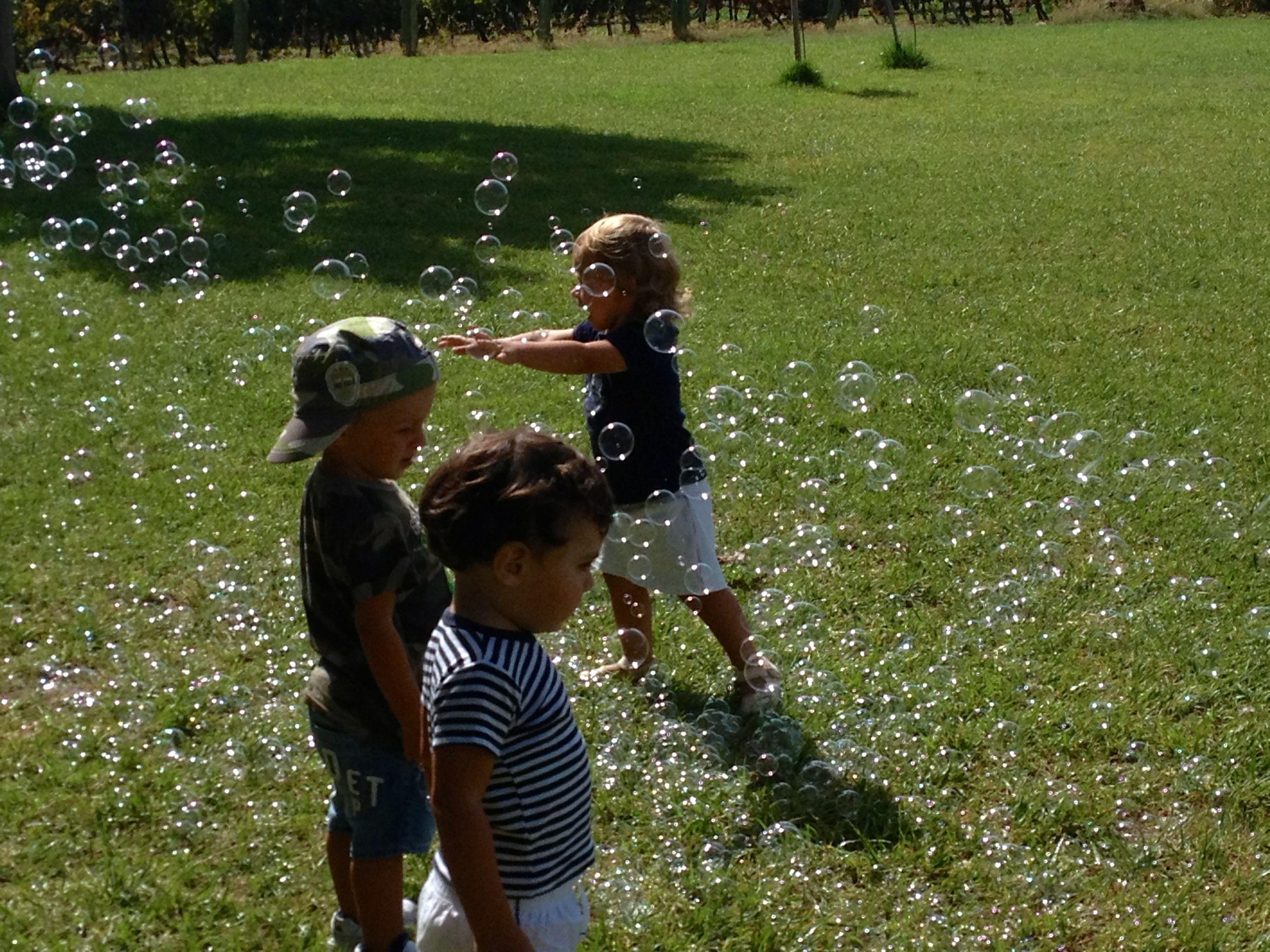 bubbles & kids #vendemmiasulmare #settesoli #summertime #sicily