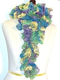 Outnumbered 3 to 1: Craftastic - Ruffle Knits
