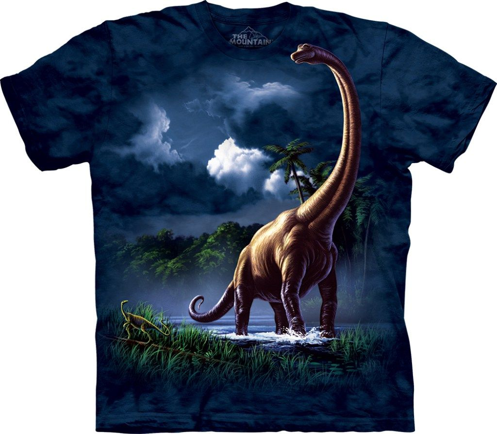 The Mountain Brachiosaurus T Shirt Novelty T Ideas