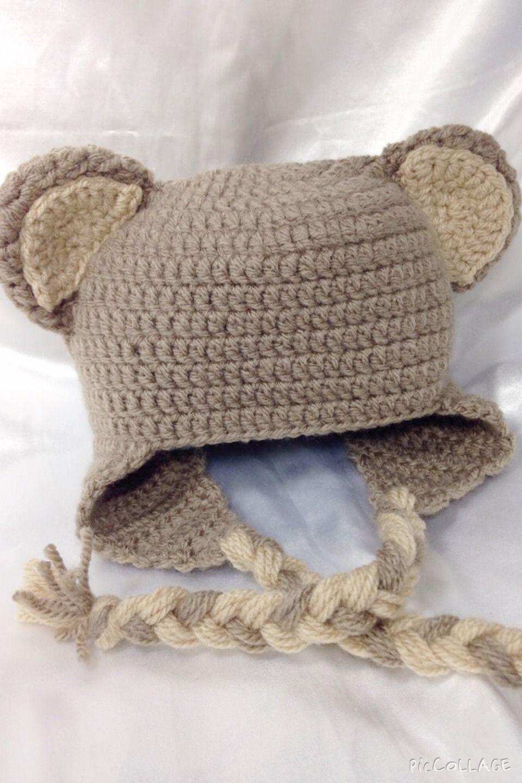 Art Au Crochet. Bonnet péruvien