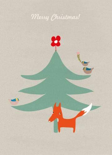 Weihnachten: Weihnachtskarten und Geschenkpapiere zum Ausdrucken ...