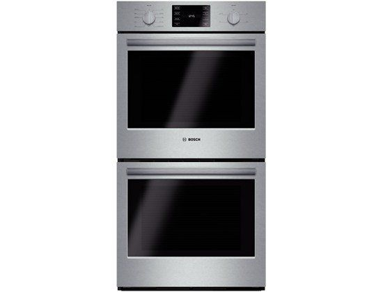 Bosch Hbn5651uc Electric Wall Oven Stainless Steel