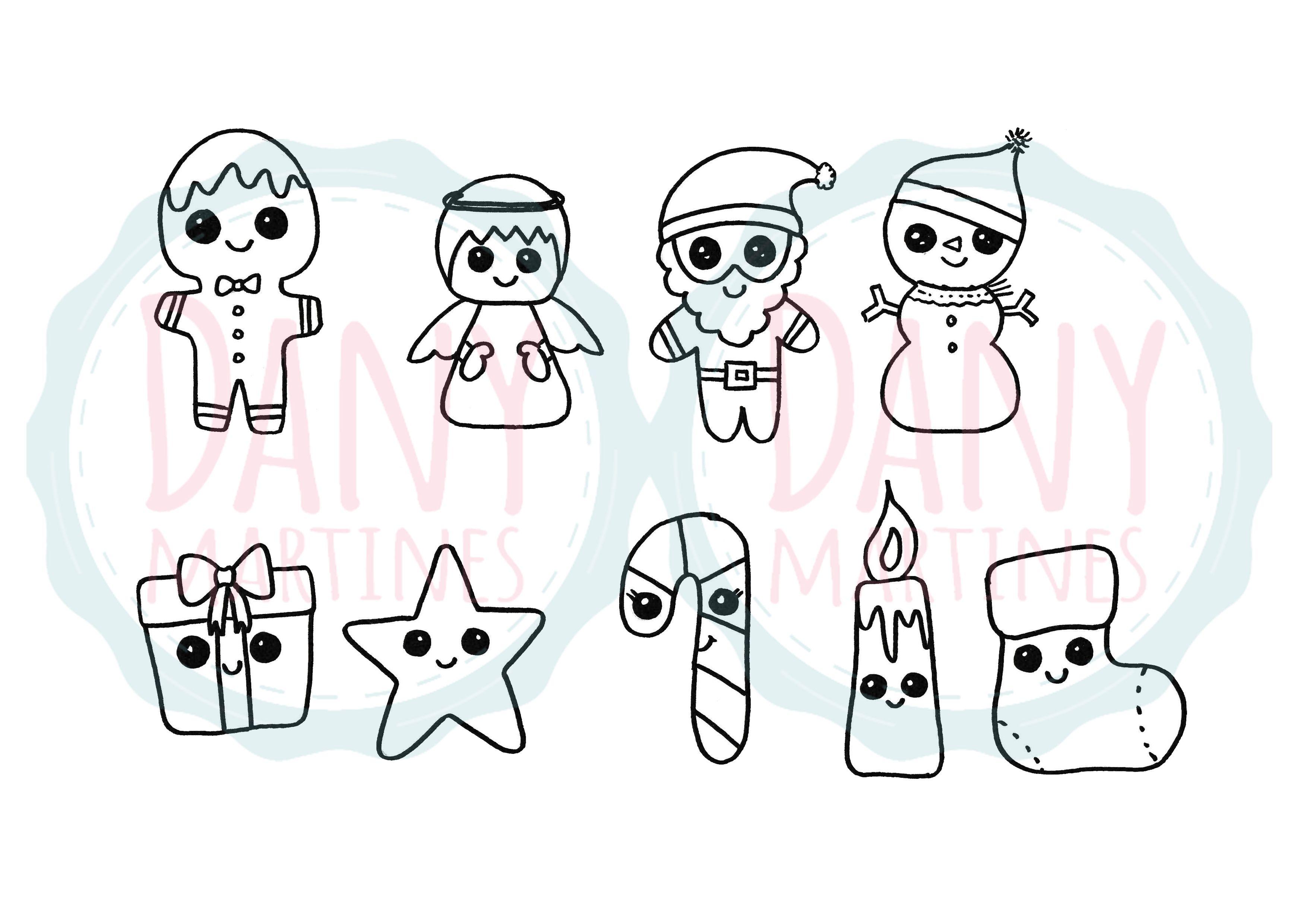 Moldes Enfeites De Arvore De Natal Com Imagens Desenhos Faceis