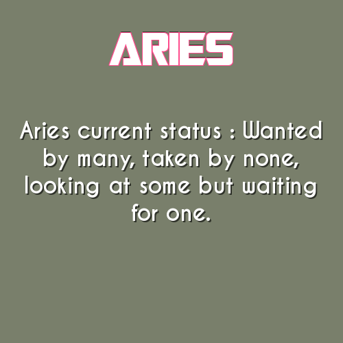 daily love horoscope for aries man