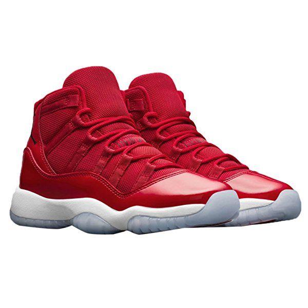 brand new 1f1ed 06caa Amazon.com   Jordan Mens Air Jordan 11 Retro, Gym Red, 10 M US   Shoes
