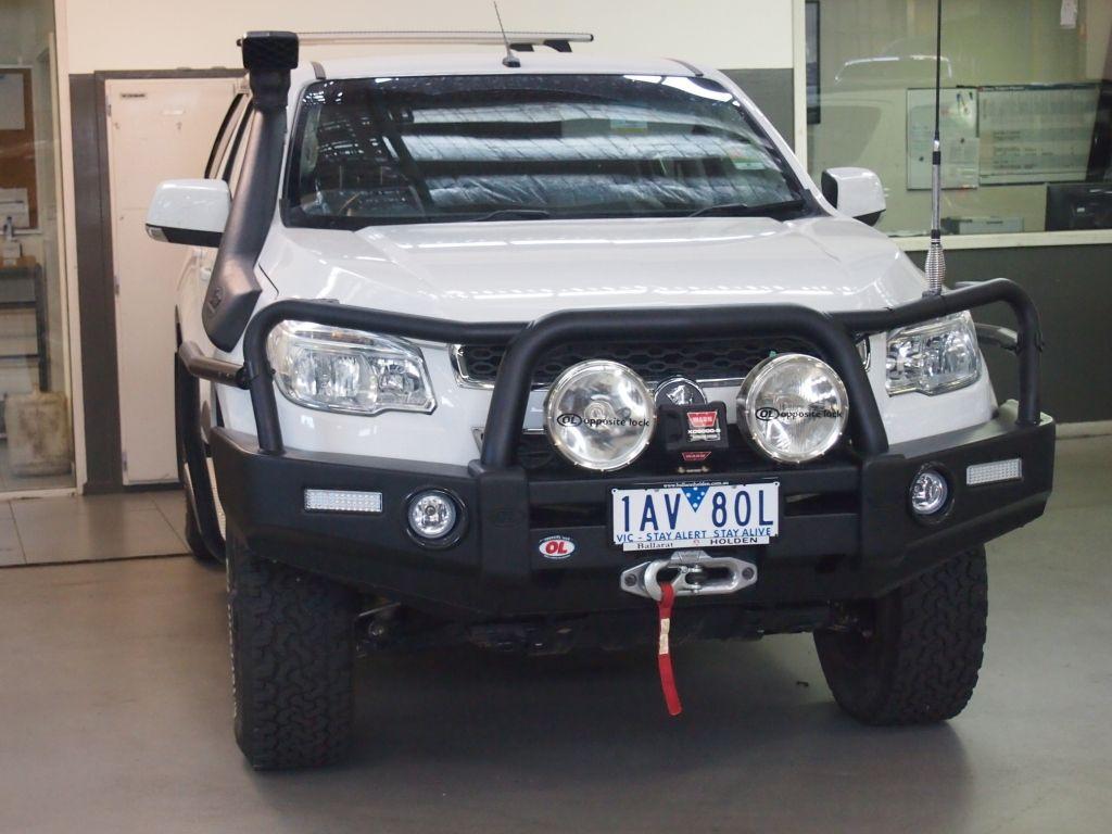 Opposite Lock 4WD & Vehicle Accessories Holden Colorado