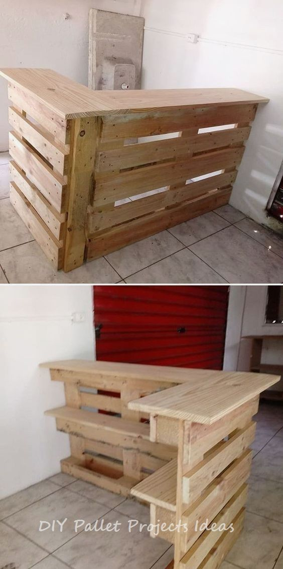 49 Simple Diy Pallet Project Home Decor Ideas #diypalletfurniture